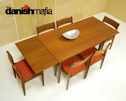 Complete Dining Room Sets by Mid Century Danish Modern Teak Dining Complete Set Table U0026 6
