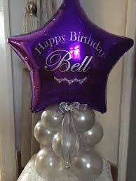 50th birthday balloon delivery pin by liss de guillen on globos personalized balloons