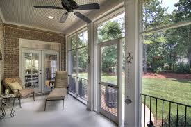 southern living porches southern living screened porch plans