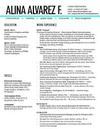 resume in spanish example spanish teacher resume samples visualcv