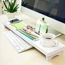 sous en cuir pour bureau sous bureau ikea 16 idaces pratiques pour organiser