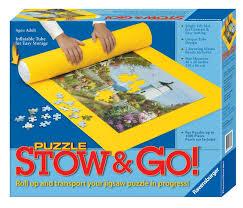 puzzle stow u0026 go puzzle storage system toys