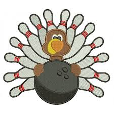thanksgiving clipart bowling pencil and in color thanksgiving