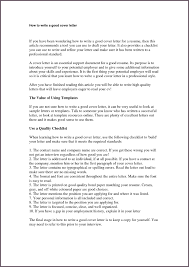 writing a cover letter efl professional resumes example online