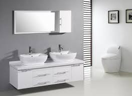 Double Vanity Cabinets Bathroom by Enjoy With Exclusive Bathroom Sink Cabinets Black Modern Double