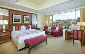 King Size Bed Hotel Bed U0026 Breakfast The Nile Ritz Carlton Cairo