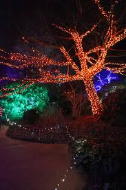 Botanical Gardens Atlanta Christmas Lights by Two With Slight January 2014