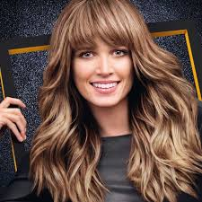 gibson hair and makeup fall 2015 bronde is in