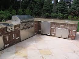 Outdoor Kitchen Bbq Designs by Built In Outdoor Grill Designs Brick Outdoor Kitchen Design