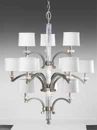 Thomasville Chandeliers Buy Roxbury Collection Classic Silver 9 Light Chandelier