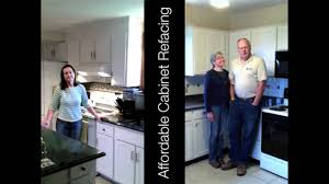 Kitchen Cabinet Refacing Ma Massachusetts Video Testimonials For Affordable Cabinet Refacing
