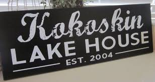lake house names ideas