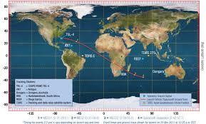 Diego Garcia Map Spaceflight Now Atlas Launch Report Atlas Launch Ground Track