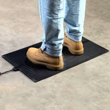 foot warmer rubber floor mat heater walmart com