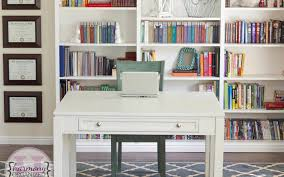 How To Organize Desk How To Organize Your Home Office In 5 Steps Home Simply Organized