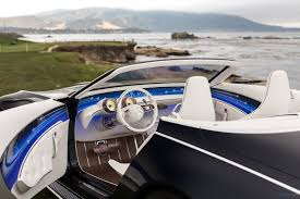 maybach mercedes coupe daimler continues vision mercedes maybach 6 story with the open