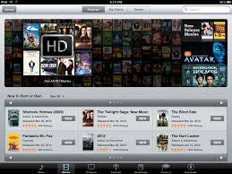 how can i buy a movie on my apple ipad ask dave taylor