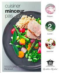 recette de cuisine minceur kitchendiet et mauro publient cuisiner minceur pas à pas