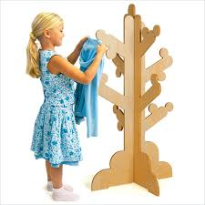 nice decors blog archive modern wood clothes rack for kids