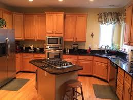 oak cabinets kitchen ideas kitchen wall colors with honey oak cabinets theradmommy com