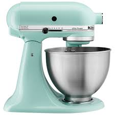 Kitchenaid Mixer On Sale by Kitchenaid Ultra Power Stand Mixer 4 26l 300 Watt Ice Blue