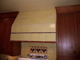 kitchen sleek surface for ventless kitchen hood between wooden