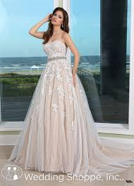 most beautiful wedding dresses of all time shop chagne wedding gowns from da vinci bridal