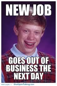 Badluck Brian Meme - bad luck brian shut up i m talking