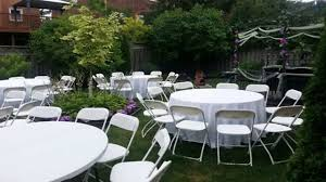 complete tent and party rentals toronto brampton oakville and the