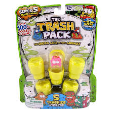 trash pack series 5 5 pack moose toys toys