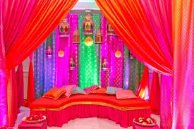 indian wedding decorations for home indian wedding home decoration wedding corners