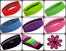 stretch headbands silicone lined no slip design your own sports headbands great