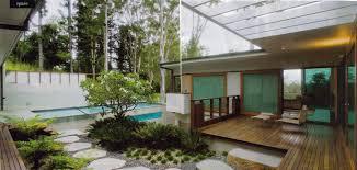 courtyard garden ideas home courtyard interior courtyards open tropical home with