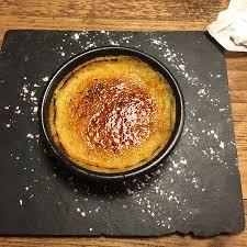 feve cuisine crème brûlée à la fève tonka picture of les gamines hubert