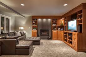 Living Room Vs Family Room by Basement Layouts And Plans Hgtv