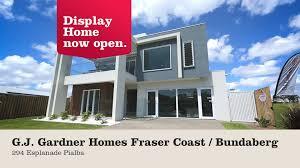 Gj Gardner Homes Floor Plans The Seaview 366 Display Home Gj Gardner Homes Faser Coast Youtube