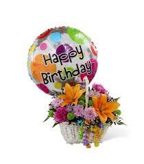 miami balloon delivery happy blooms basket in miami fl dolly s florist
