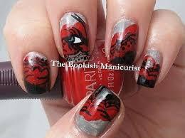 70 best book inspired nail art images on pinterest nail art