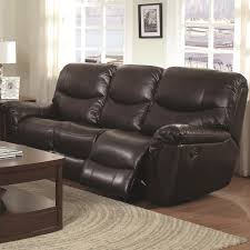 Microfiber Reclining Sofa Sets Brown Leather Reclining Sofa A Sofa Furniture Outlet Los