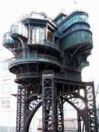 Steampunk House Interior Architecture Originale Des Habitations Hors Du Commun