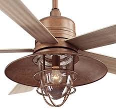 Ceiling Fan Features Rustic 54