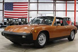 porsche 914 outlaw 1975 porsche 914 for sale 60992 mcg