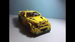 nissan lego lego technic nissan gtr youtube