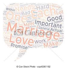 concept mariage clip vecteur de texte wordcloud concept mariage fond