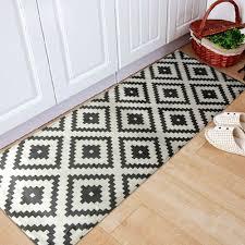 tapis de sol cuisine tapis sol cuisine x cm maison style lopard grain