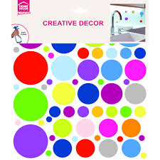 homeshop18 home decor home decor line pop colors wall sticker wall decals homeshop18