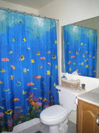 Fishing Shower Curtain More Crazy Shower Curtains U2013 Ugly House Photos