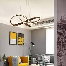 ladario da soggiorno moderno led soffitto soggiorno da letto balcone con