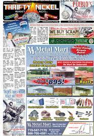 thrifty nickel publication 4 6 17 by americanclassifieds pueblo
