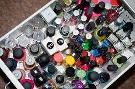 my nail polish stash